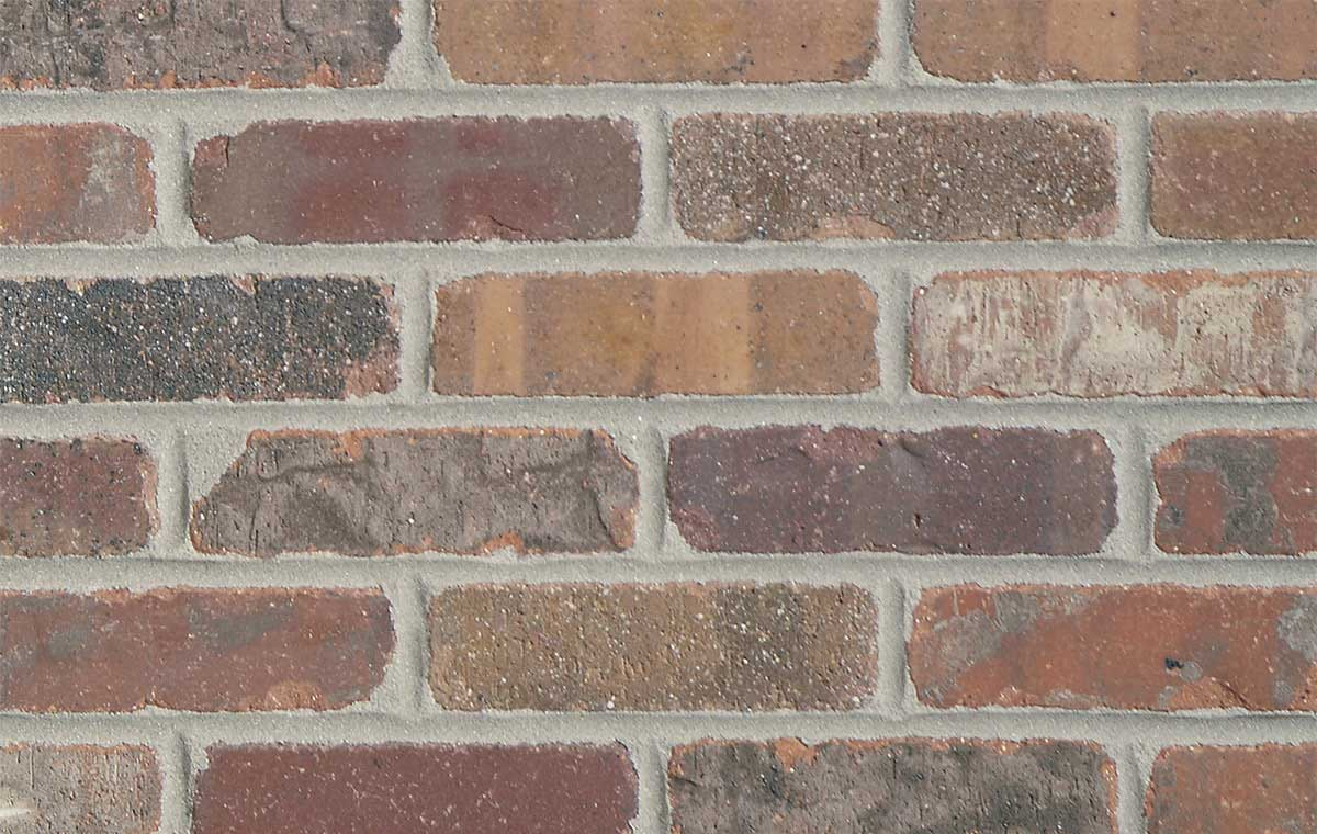 Interior Stone Veneer >> General Shale Thin Brick | Old Brick Originals | OBO | Schut's