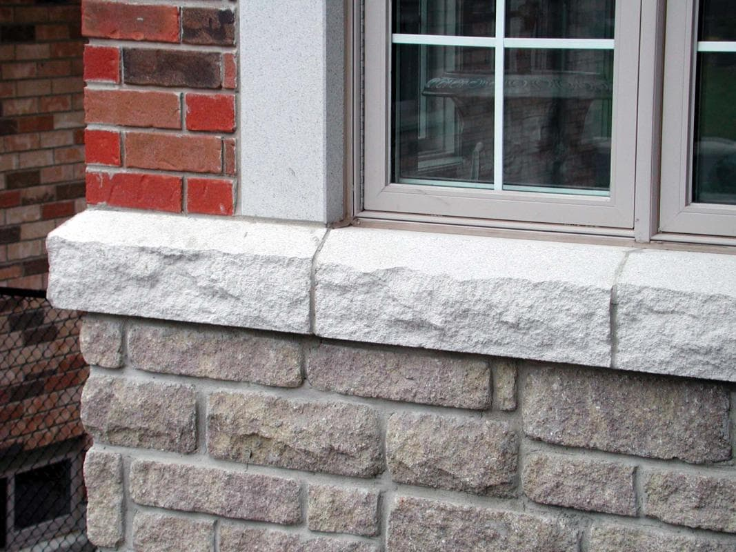 Architectural accents keystones windows surrounds and for Stone accents