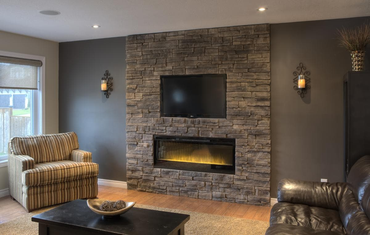 Interior Stone Stone Fireplaces Stone Walls Schut S