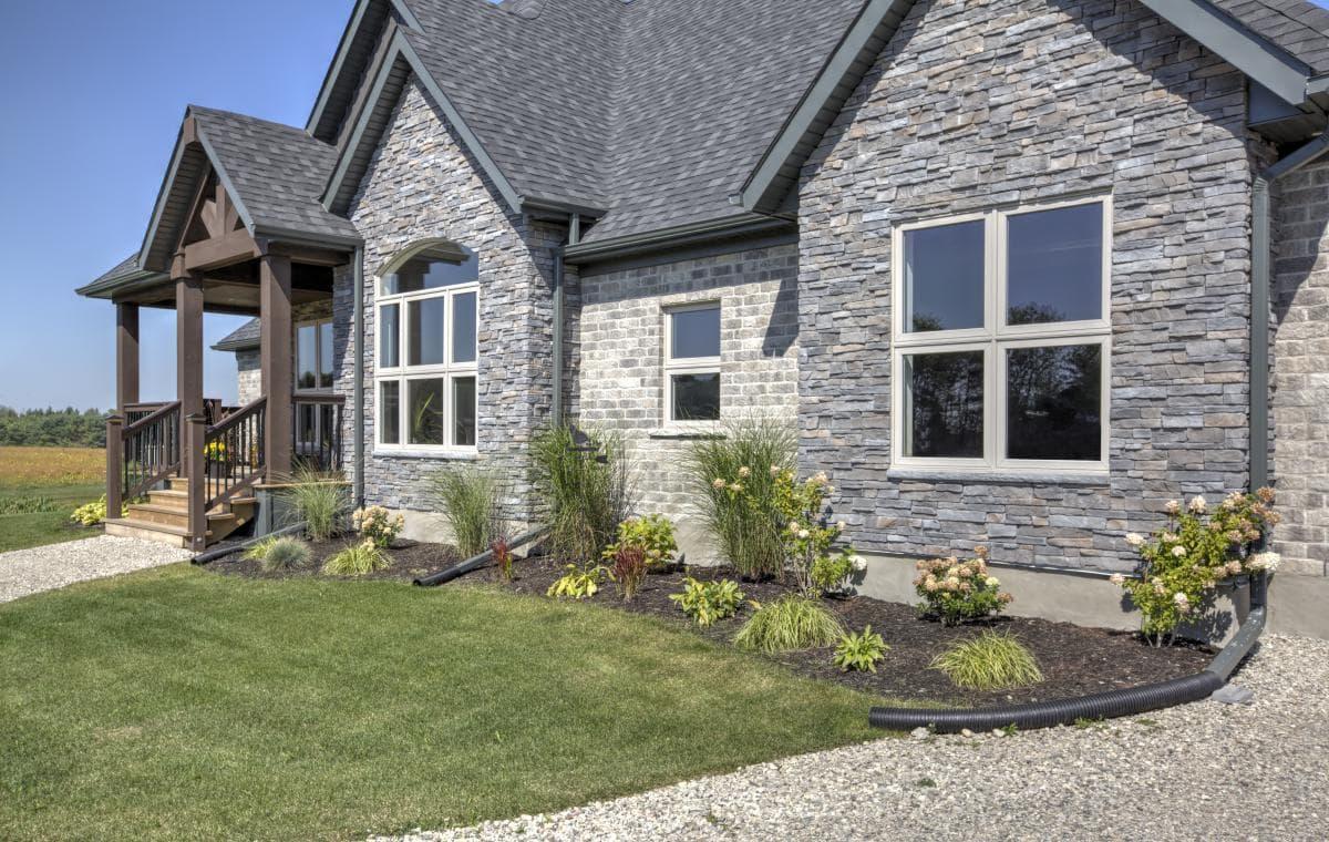 Great Lakes Granite Marble: Easy To Install Thin Stone Veneer