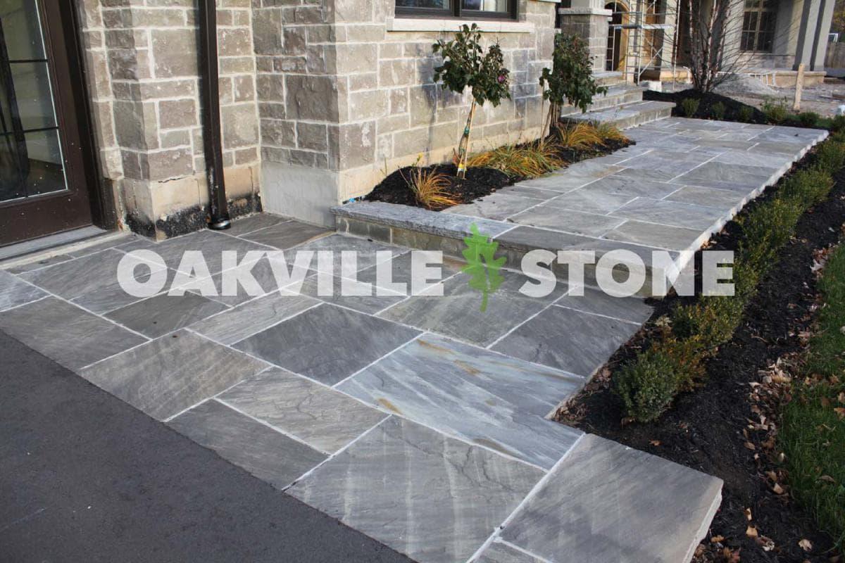 Square Cut Flagstone Oakville Stone Schut S