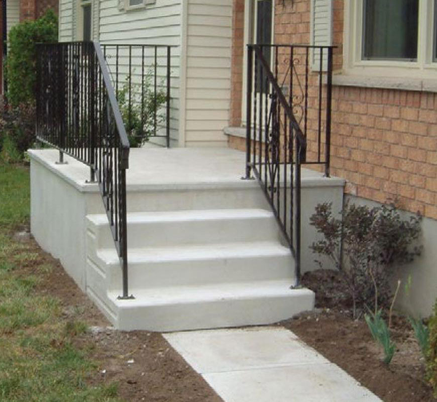 Prefabricated Front Porch Steps - Aldeasinfantilessoshn.org