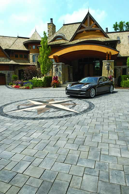 Interlocking Driveways Interlocking Pavers Stone