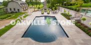 Oakville Stone - Bullnose Natural Stone Coping