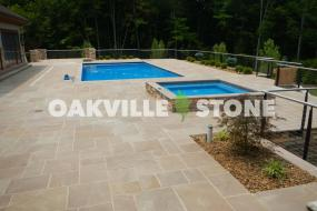 Oakville Natural Stone - Autumn Brown