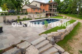 Oakville Natural Stone - Slate Grey