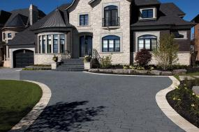 Oaks Landscape Products - Presdio, Onyx