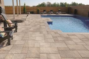 Oaks Concrete Products - Rialto Champagne