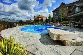 Oaks Concrete Products - Villanova Champagne